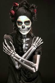sugar skull makeup men 2020 ideas
