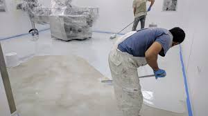 how to apply epoxy floor paint a 7