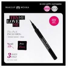 få makeup mekka try me love me kit
