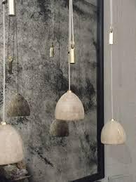 pendant lamp contemporary oak led