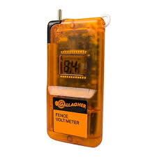 Forcefield Electric Fence Fault Finder