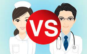 """Doctors Versus Nurses"""" - Did you read it? - Scrubs 