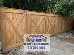 Fence Company Austin Tx Patriot Fence Roofing