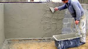 how much cement sand and water is