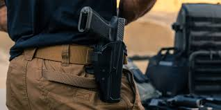 how to choose a holster tactical