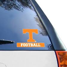 Tennessee Car Decals Tennessee Vols Bumper Stickers Decals Fanatics