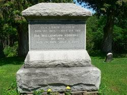 Ida Williamson Voorhees Vedder (1819-1900) - Find A Grave Memorial