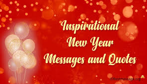 inspirational new year messages and quotes for amazing