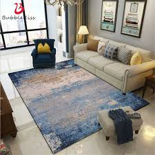 Bubble Kiss Carpets For Living Room Blue Abstract Art Rug Home Retro Grey Carpet Fashion Kids Room Bedroom Soft Non Slip Carpet Carpet Aliexpress