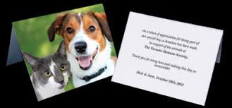 tribute giving toronto humane society