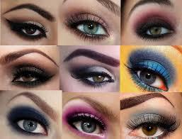types of eye makeup looks cat eye makeup