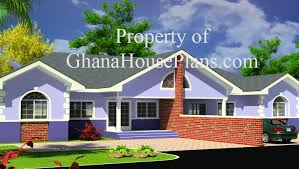3 bedroom semi detached ghana house