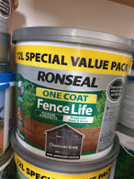 Ronseal For Sale Fences Fence Posts Gumtree