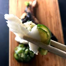 Halibut Grilled Collar • Hungry Foodies