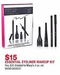 essential eyeliner makeup kit