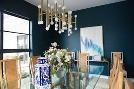 top 3 blue green paint colors for dark