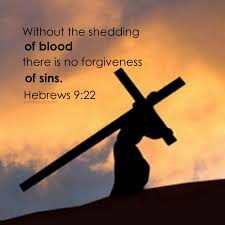 bible verse bible quote cross message the blood of jesus the