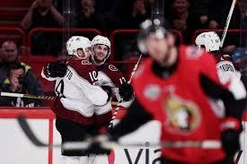 Sven Andrighetto - Sven Andrighetto Photos - 2017 SAP NHL Global Series -  Colorado Avalanche v Ottawa Senators - Zimbio