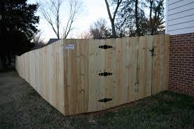 Vinyl Gate Hardware Vs Wood Gate Hardware Bryant Fence Company