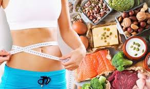 Weight loss diet: High protein plan and exercise can burn belly ...