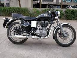 royal enfield bullet electra bike for