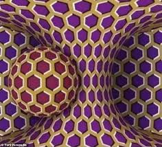 Image said to move 'depending on your mental state' sweeps the web ...
