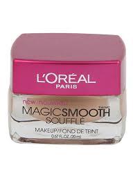 magic smooth souffle foundation cream