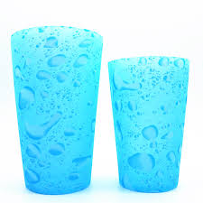 unbreakable stemless custom silicone