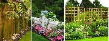 7 Ideas From Fence Builders To Soften Your Fence Line Atlanta Decking