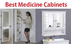 top 15 best medicine cabinets in 2020