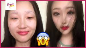 asian s removing their makeup you