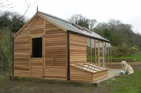 shed combo wood joinery
