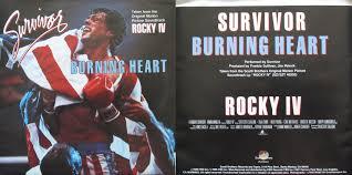 Rocky IV – Burning Heart