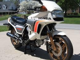 honda cx500 turbo 1982 red