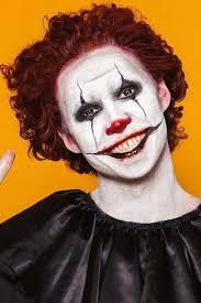 halloween makeup looks for men
