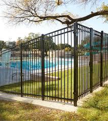 V2 Steel Commercial Fencing Steel Fence Panels