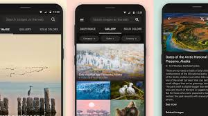 microsoft launches bing wallpapers app