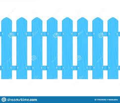 Blue Fence Stock Illustrations 10 387 Blue Fence Stock Illustrations Vectors Clipart Dreamstime