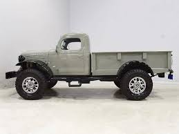 1958 Dodge Power Wagon for sale #2433629 - Hemmings Motor News