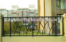 Because Wrought Iron Material Is Very Durable It Can Use For A Fairly Long Time For Not Bein Fence Panels For Sale Decorative Fence Panels Wrought Iron Fences