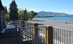blue water resort visit bear lake