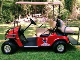 Custom Golf Cart Graphics Decals And Stickers Option