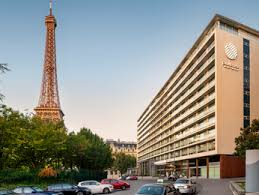 pullman paris eiffel tower