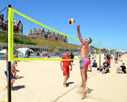 Annual volleyball tournament returns to Lowestoft beach ...