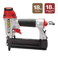 18 gauge 2 in 1 air nailer stapler