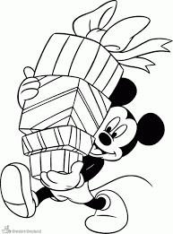 Mickey Mouse Verjaardag Kleurplaat Kleurplaten Disney