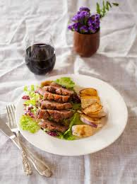 dinner recipe for two duck t with