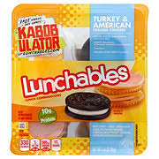 oscar mayer lunchables turkey and
