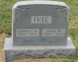 Addie Wright Ivie (1874-1958) - Find A Grave Memorial