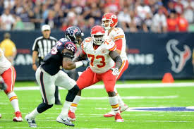 Former Kansas City Chiefs lineman Zach Fulton intends to sign with Houston  Texans